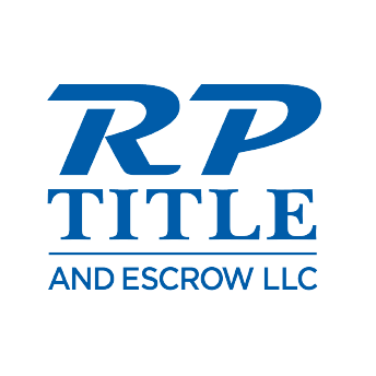 RP Title and Escrow Company Logo